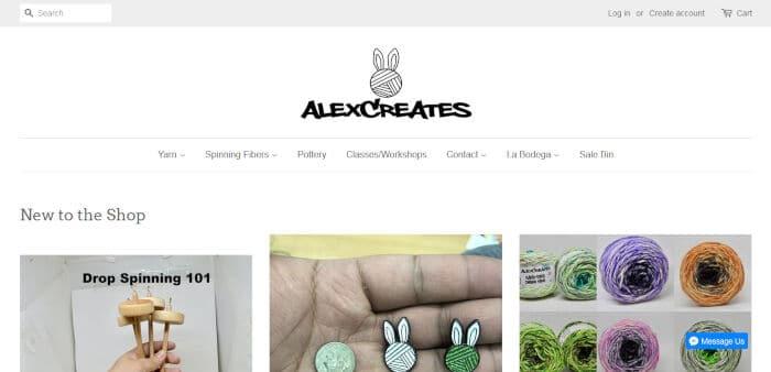 Alex Creates