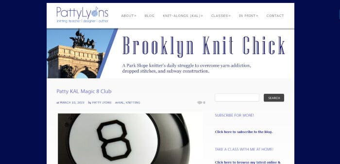 Brooklyn Knit