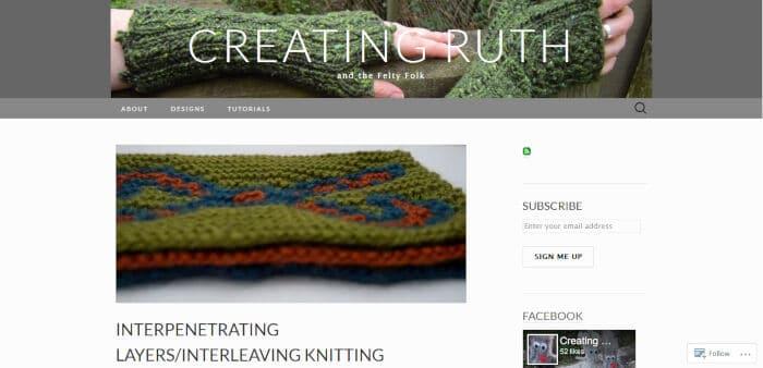 Creating Ruth