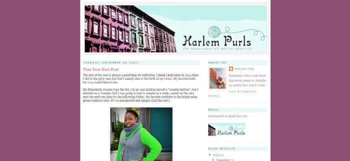 Harlem Purls
