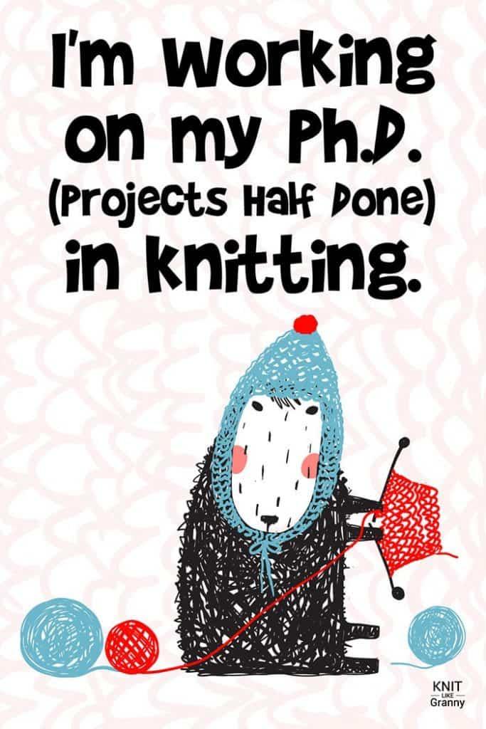 Top Knitting Puns Yarn Memes Jokes Knitting Memes Funny Quotes