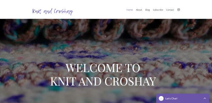 Knit and CroShay