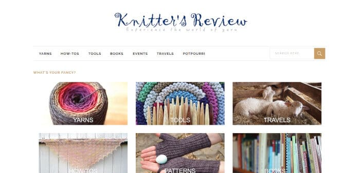 Knitters Review