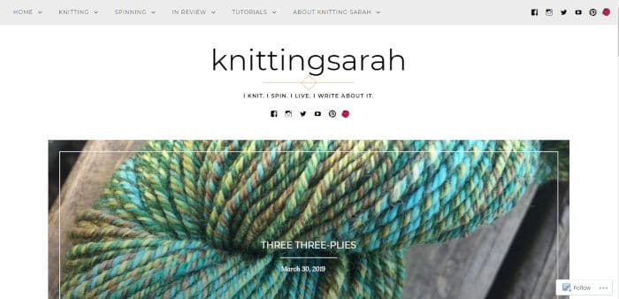 The Top 100 Best Knitting Blogs, Websites and Best Knitting
