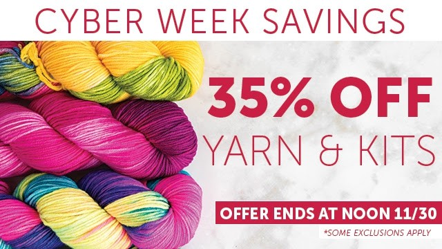 Black Friday Yarn Sale | Ultimate Guide | Knitting Sales and
