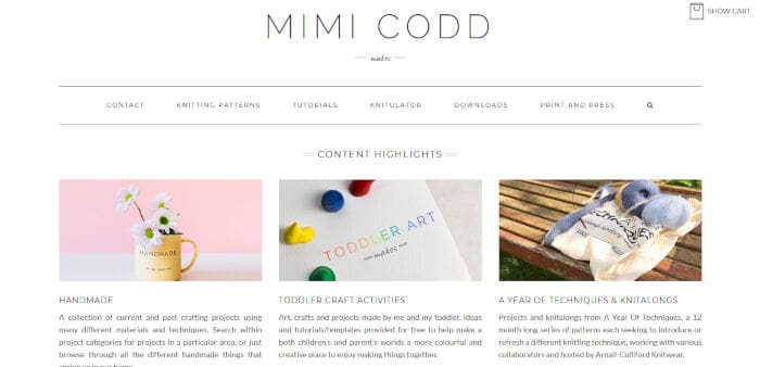 Mimi Codd Makes