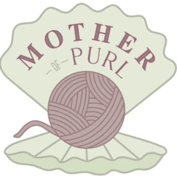 Mother of Purl Logo