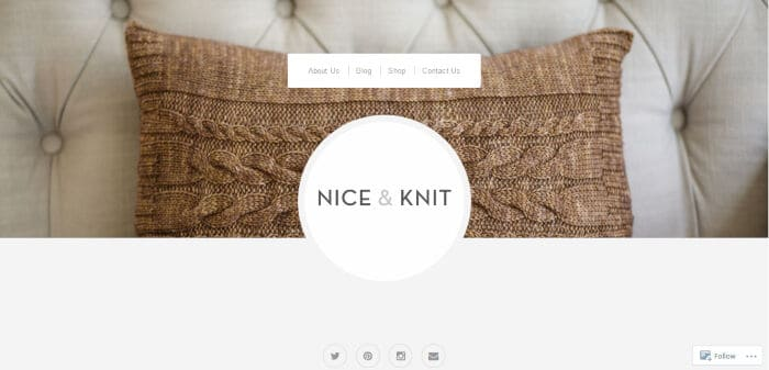 Nice and Knit