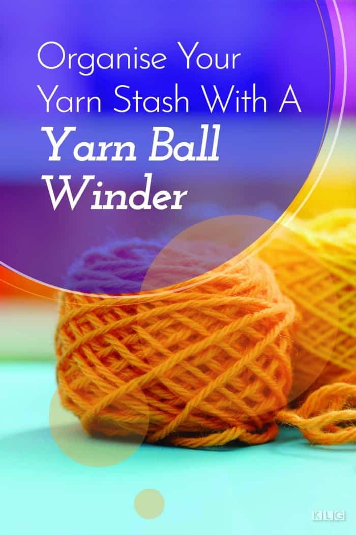 Yarn Winders Pin