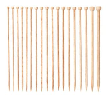 Sun Struck Straight needle set by Knit Picks