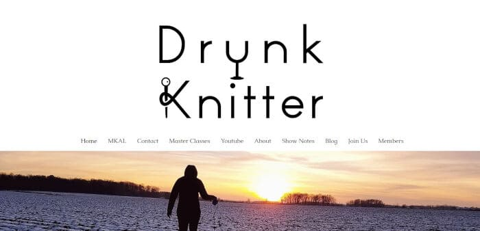 The Drunk Knitter