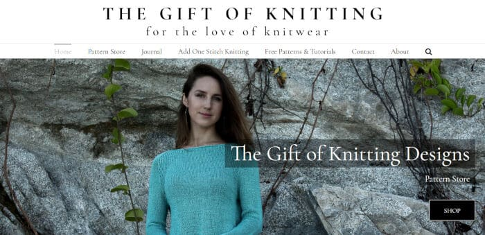 The Gift of Knitting