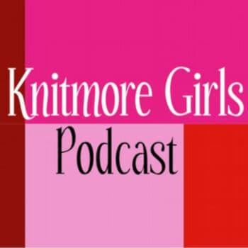 The Knitmore Girls Podcast Logo