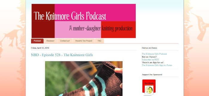 The Knitmore Girls Podcast