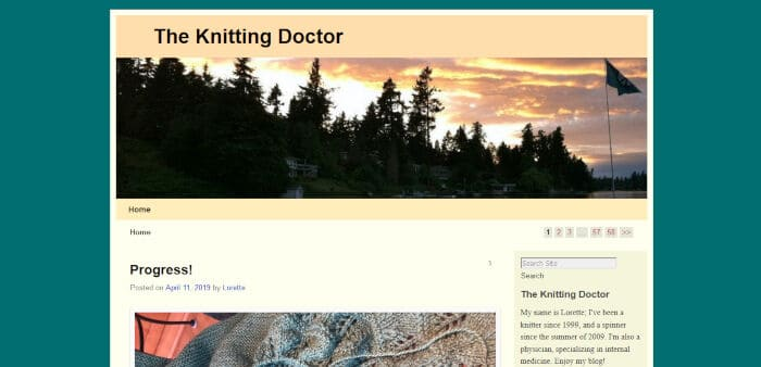 The Knitting Doctor