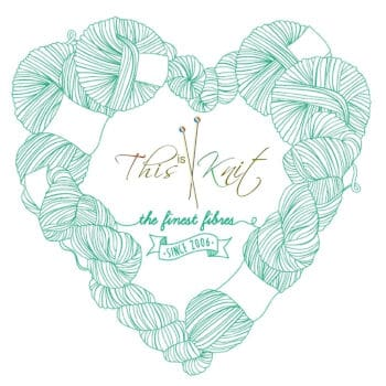 This is Knit Blog Logo