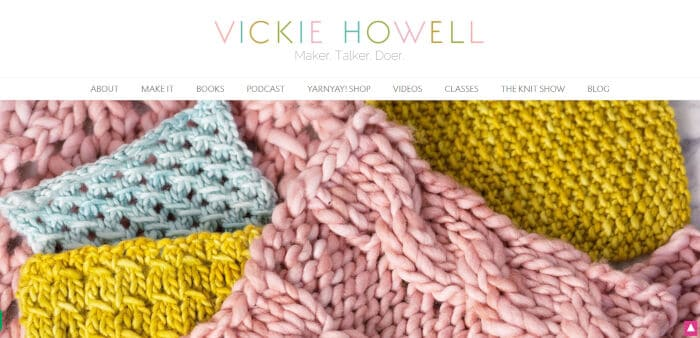 Vickie Howell Blog