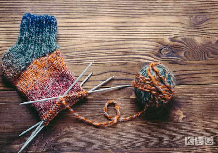 What is the best yarn for knitting socks