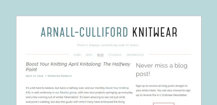 Arnall-Culliford Knitwear