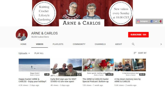 Arne and Carlos