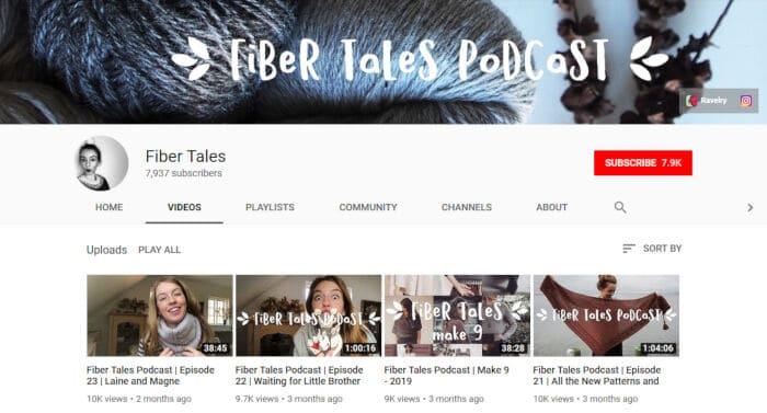 Fiber Tales