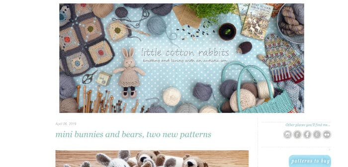 Little Cotton Rabbits