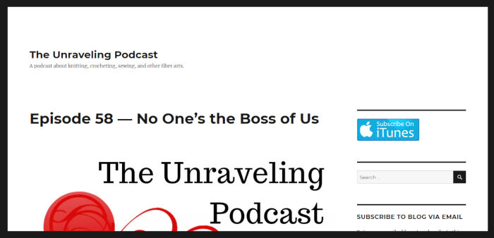 The Unraveling Podcast