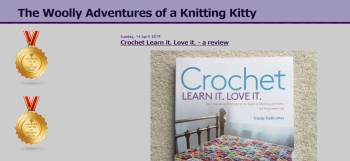 The Woolly Adventures of a Knitting Kitty