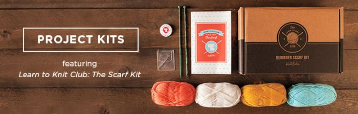 Knit Picks Knitting Kits