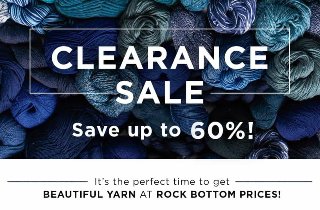 Knit Picks Clearance Sale