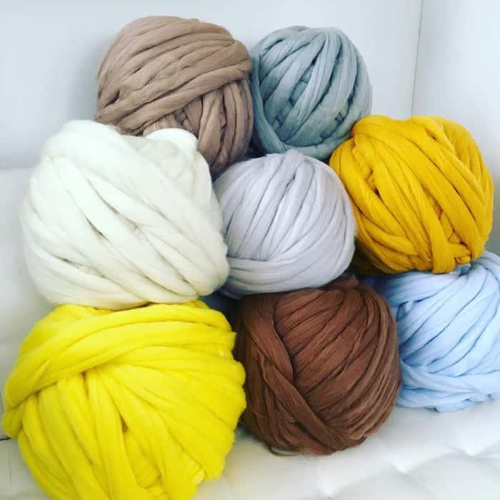 Bccozi Merino Chunky Knit Yarn