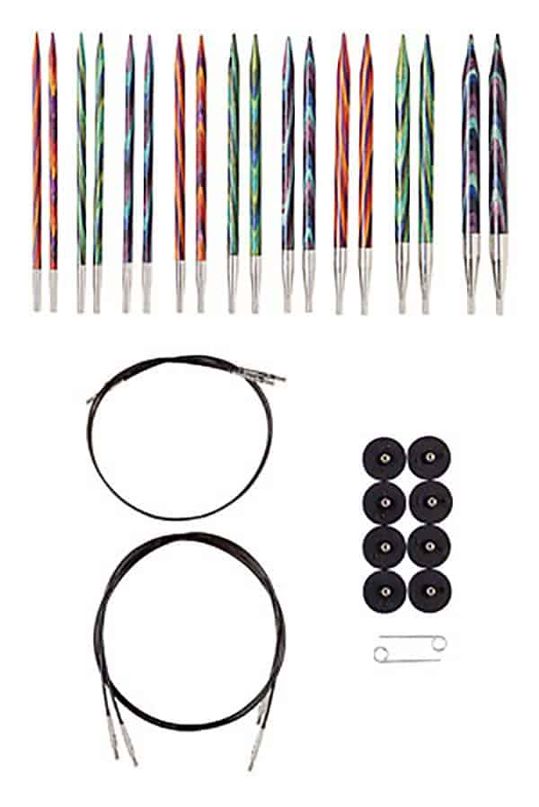 Knit Picks Mosaic Interchangeable Needles