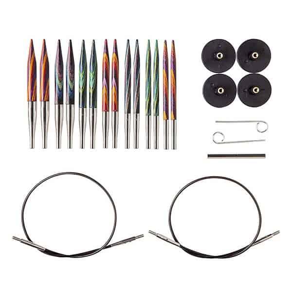 Knit Picks Mosaic Short Interchangeable Needles