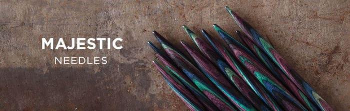 Majestic Needles Knit Picks
