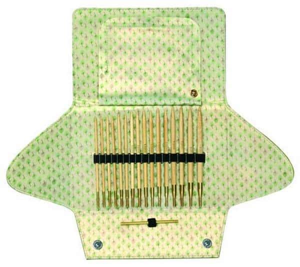 Addi Click Needle Bamboo Set