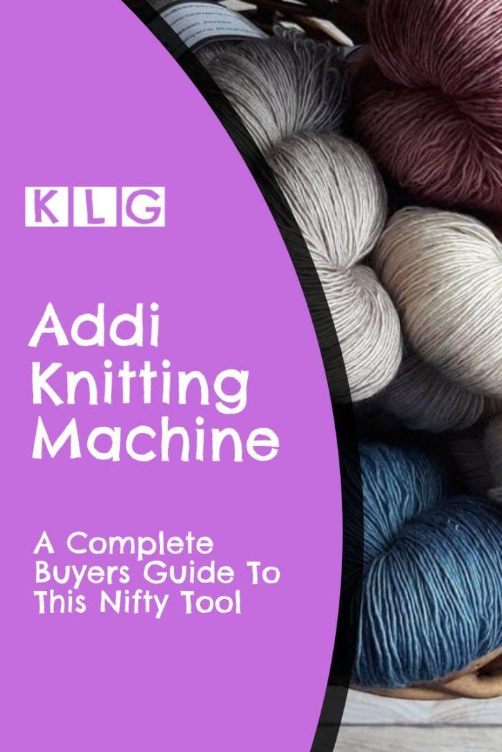 Addi Knitting Machine Pin