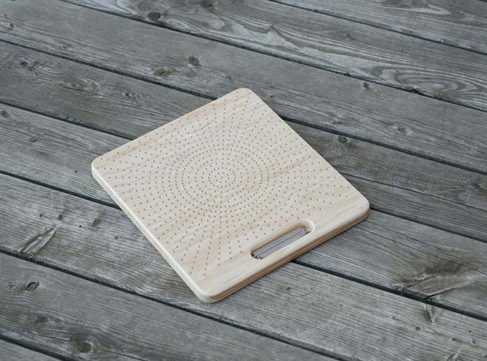 11 inch blocking board by MlynJedrow on Etsy