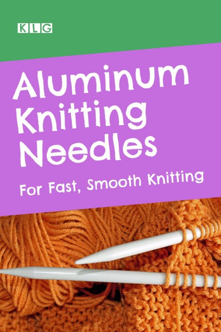Aluminum Knitting Needles Pin