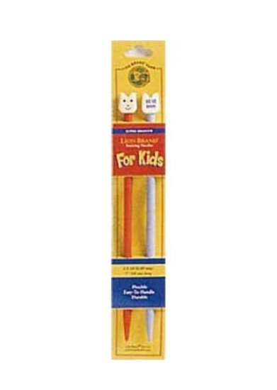 Lion Brand Kids Knitting Needles