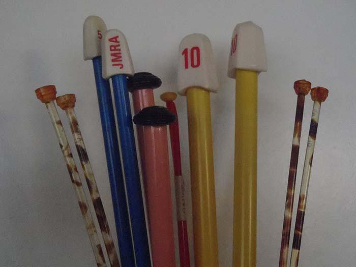 Vintage Casein Needle Collection