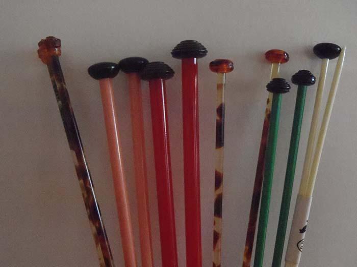 Vintage Casein Needles