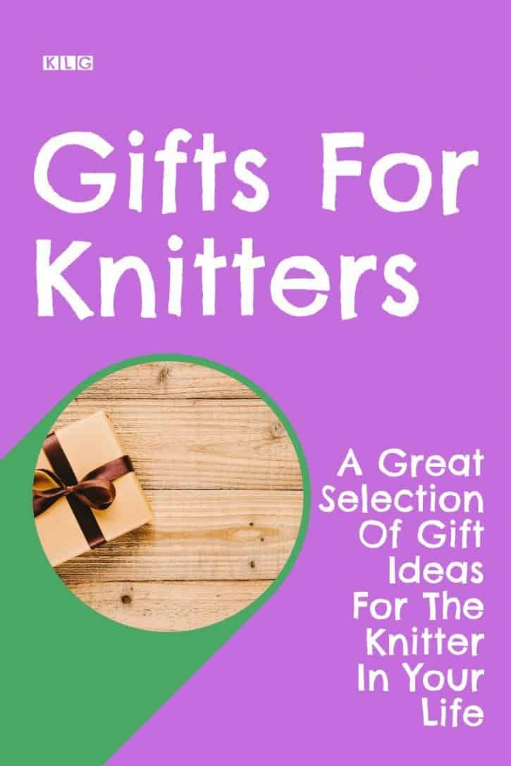 Gifts For Knitters Pin