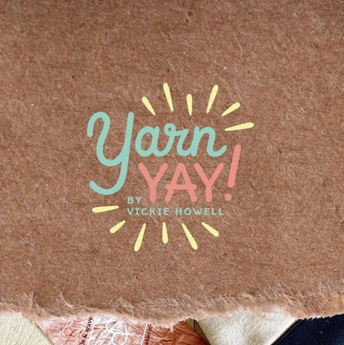 Yarn Yay by Vickie Howell