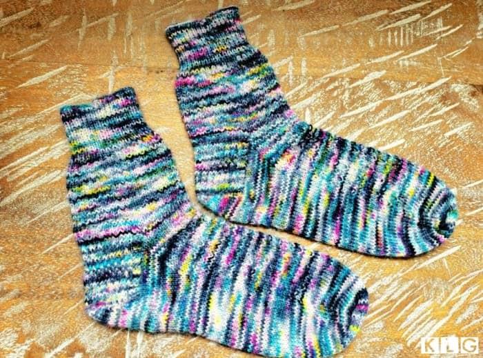 Hermiones Everyday Socks two socks complete