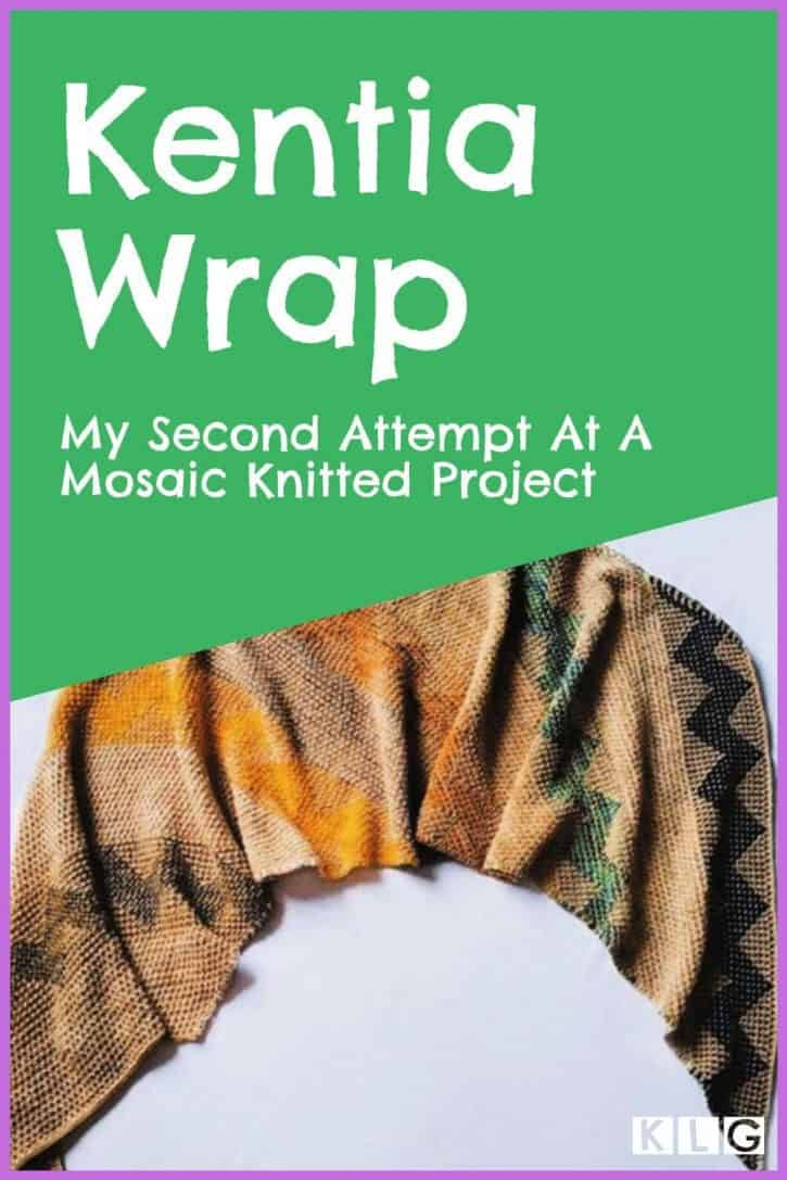 Kentia Wrap Pin