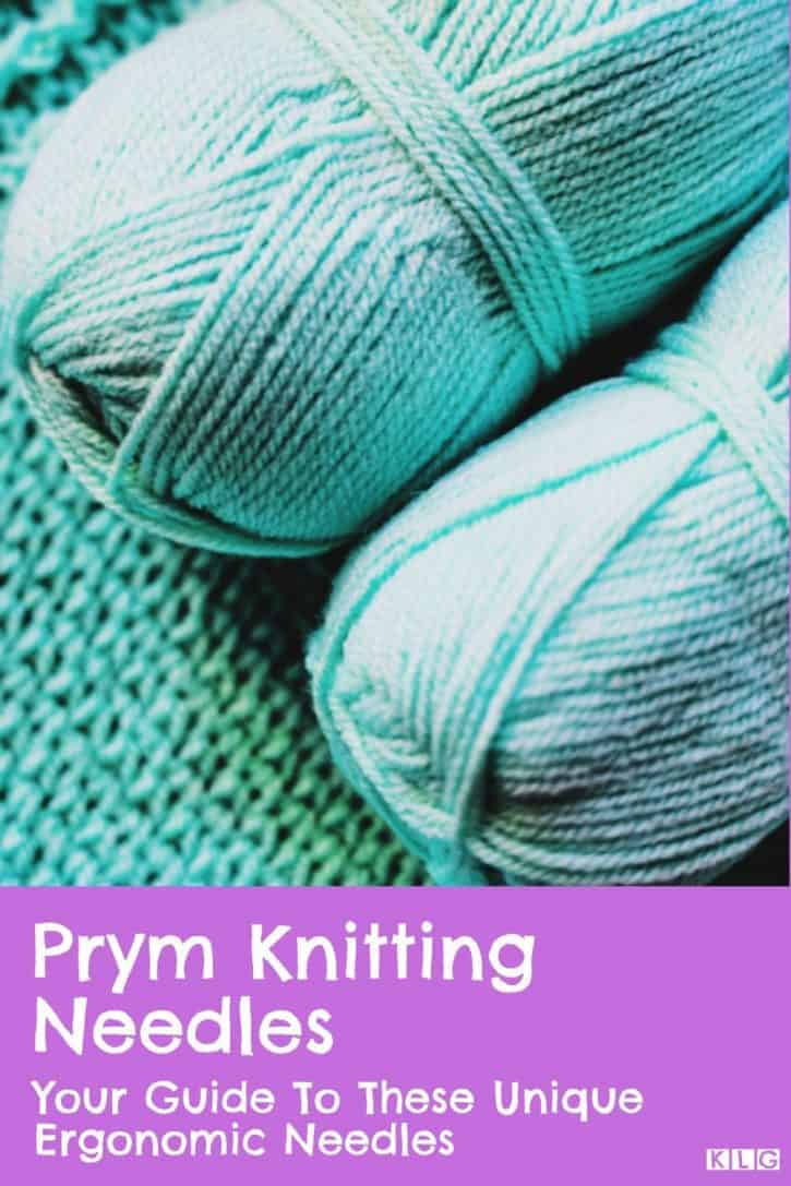 Prym Knitting Needles Pin