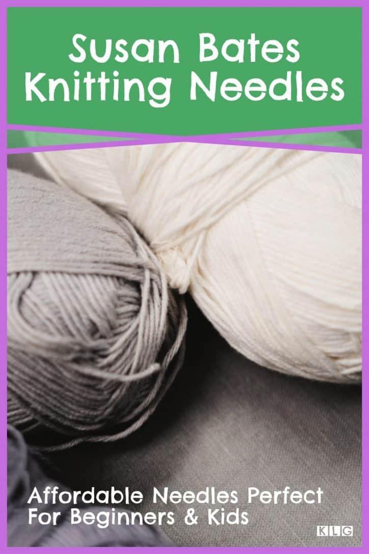 Susan Bates Knitting Needles Pin