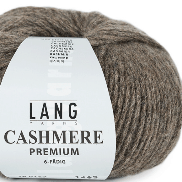 Lang Yarns Premium Cashmere