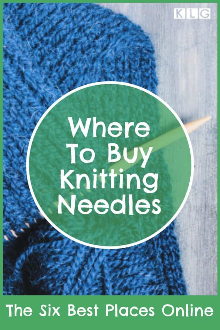 Where Should You Buy Knit Needles Pin